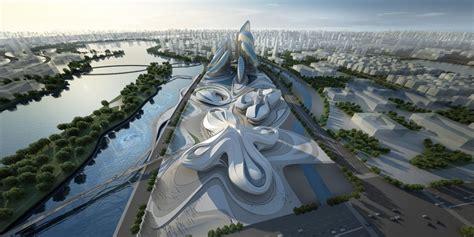 modern architecture by zaha hadid architects world of architecture modern architecture by zaha hadid