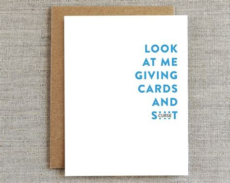 e card template sarcastic just because card hello card thinking of you card any