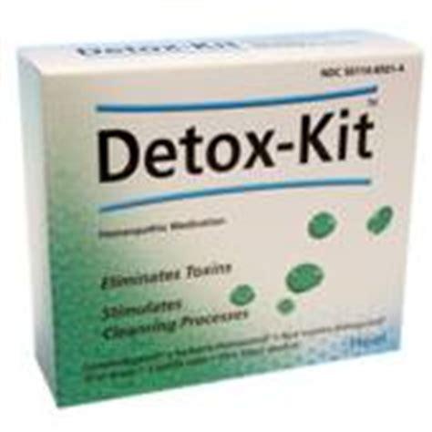 Desbio Metal Mineral Detox Kit by Heel Detox Kit Heavy Metal Detoxification Biological