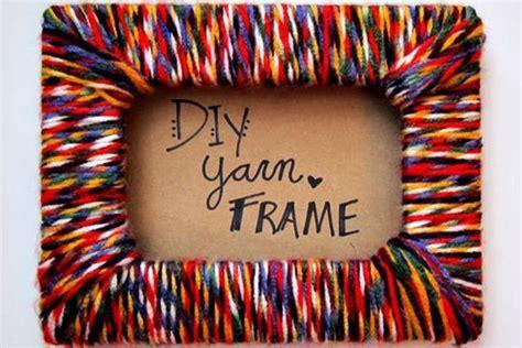 wool craft ideas for best 25 easy yarn crafts ideas on diy using