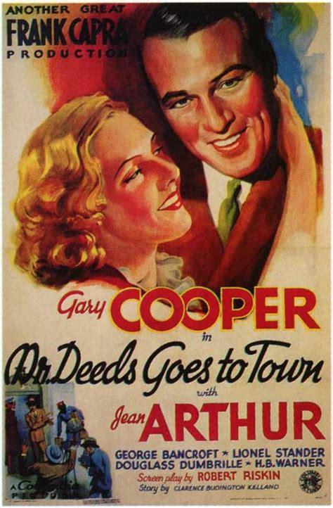 Watch Mr Deeds Goes Town 1936 Full Movie Mr Deeds Goes To Town Movie Posters From Movie Poster Shop