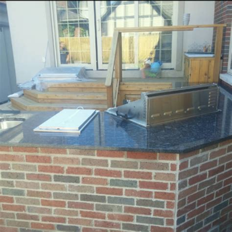 outdoor cooking spaces granite countertop and kitchen cabinet gallery ottawa