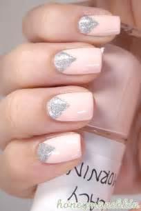 18 fantastic silver nail designs pretty designs