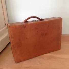 vintage koffer 849 koffer leder vintage