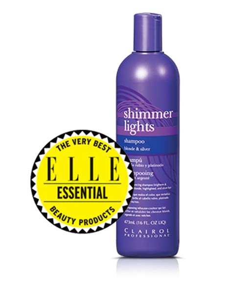 clairol shimmer lights review clairol shimmering lights shoo review find your