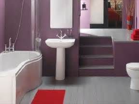 Grey and purple bathroom ideas minimalist grey and purple bathroom