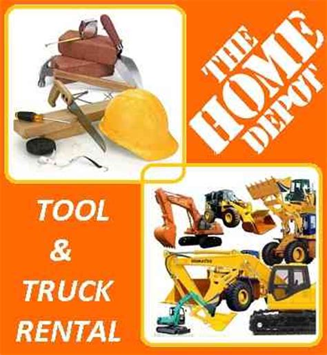 homedepot rental find home depot tool truck