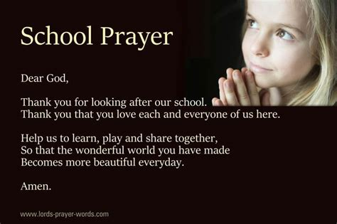 cloaing prayer for christmas progeamme prayer before class opening prayers