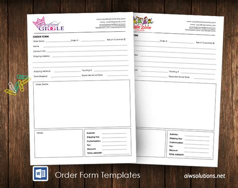 Custom Catalog Custom Line Sheet Line Sheet Design Template How To Make A Beautiful Catalog Wholesale Order Form Template