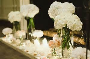wedding centerpieces hydrangeas hydrangea centerpieces