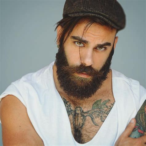 tattoos and beards where the grass grows beard tattoos by
