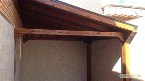 porche madera kit galeria de fotos porches de madera adosados pergolas
