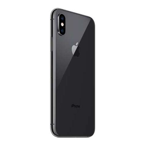 apple iphone xs max gb space gray blink kuwait