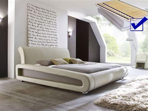 Komplett Schlafzimmer Polsterbett by Polsterbett Komplett Blain Bett 160x200 Beige Lattenrost