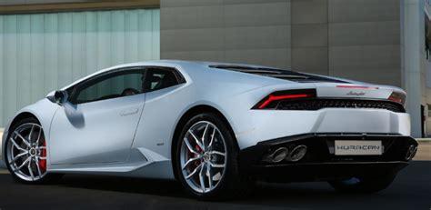 How Much Is A Brand New Lamborghini Gallardo Lamborghini Huracan May Be The Brand S Next Best Seller