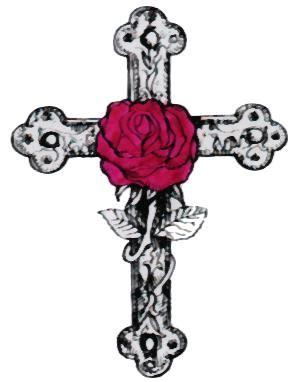 imagenes de cruces religiosas y su significado el s 237 mbolo de la cruz y la rosa