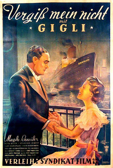 vergiss mein nicht dvd rarefilmsandmore vergiss mein nicht 1935