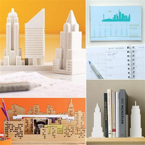 City Themed Desk Accessories Popsugar Smart Living