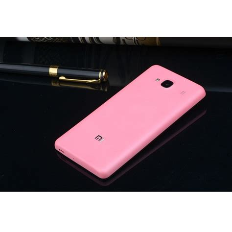 Matte Battery Back Cover Replacement Xiaomi Redmi 2redmi 2 Prime 4 cover baterai matte xiaomi redmi 2 redmi 2 prime pink jakartanotebook