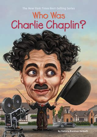 biography of charlie chaplin book who was books a series of biographies for kids