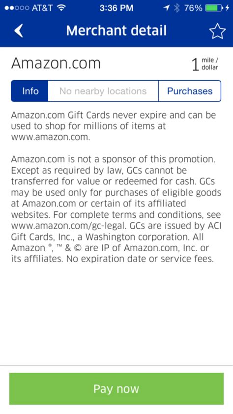 Mileage Plus Amazon Gift Card - 200 100 amex airline fee credit works for amazon gift cards via united mileage