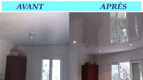 Forum Plafond Tendu by Lambris Large Blanc Plafond Travaux Devis 224 Ille Et