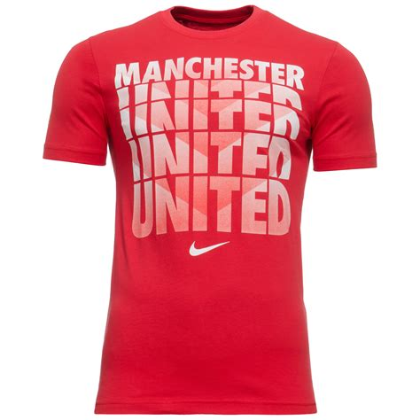 T Shirt Mu Utd nike manchester united t shirt diablo www unisportstore