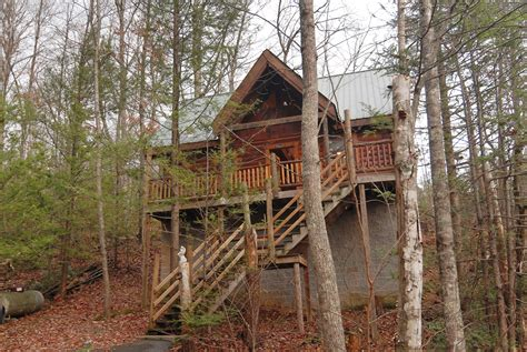 Secluded Pigeon Forge Cabin Rentals by Heaven S Nest Sky Harbour 950 Secluded Pigeon Forge