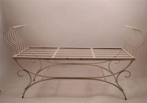 window benches for sale wrought iron window bench for sale at 1stdibs