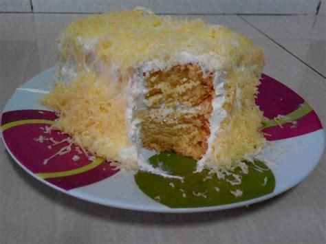 Cheese Kecil rumah kecil tiang seribu snowy cheese cake