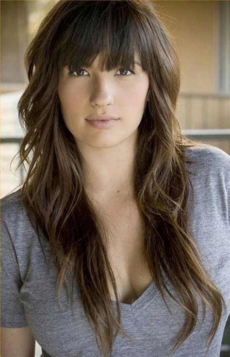 long layered hairstyles with bangs beauty riot haircut with long bangs and layers haircuts models ideas
