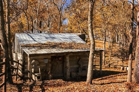 Cabins In National Forest by Many Desert Cabins In Ozark National Forest Picture
