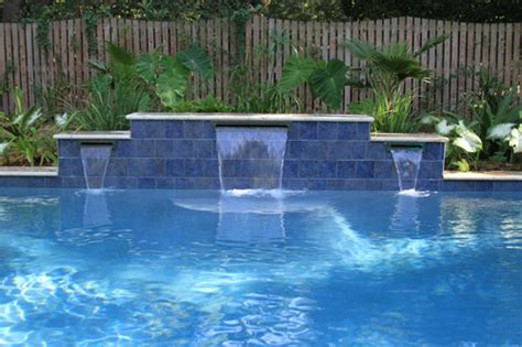 pool fountains for inground pools swimming pool water fountain design ideas home design pool