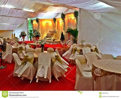 Malay Wedding Decor In Singapore Editorial Image   Image