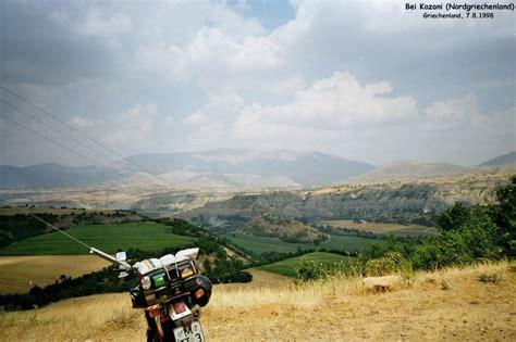 Motorradtour Ukraine by In Griechenland Meteorakloster Pindosgebirge Auf Meiner
