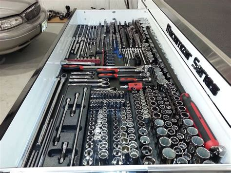 Tool Storage Garage Journal Lets See Pictures Of Your Tool Box Organization Page 7
