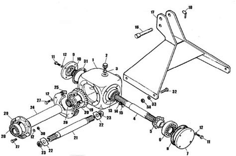 king kutter tiller parts diagram mesmerizing king kutter tiller parts diagram photos best