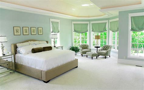most soothing color relaxing bedroom paint colors home design
