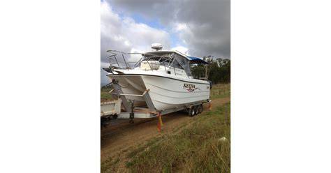 kevlacat boats for sale australia 2007 kevlacat 3000 sports fisher for sale trade boats