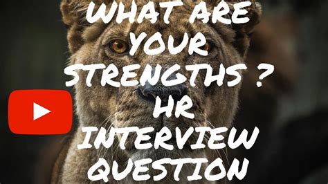 good answers for strengths weaknesses in a job interview bizfluent