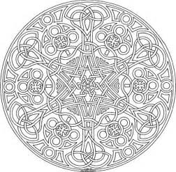Printable coloring pages detailed geometric coloring pages