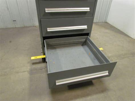 Cabinet Drawer Parts Stanley Vidmar 9 Drawer Industrial Parts Tool Storage Shop