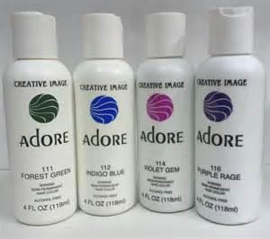 adore hair color website adore creative image shining semi permanent hair color