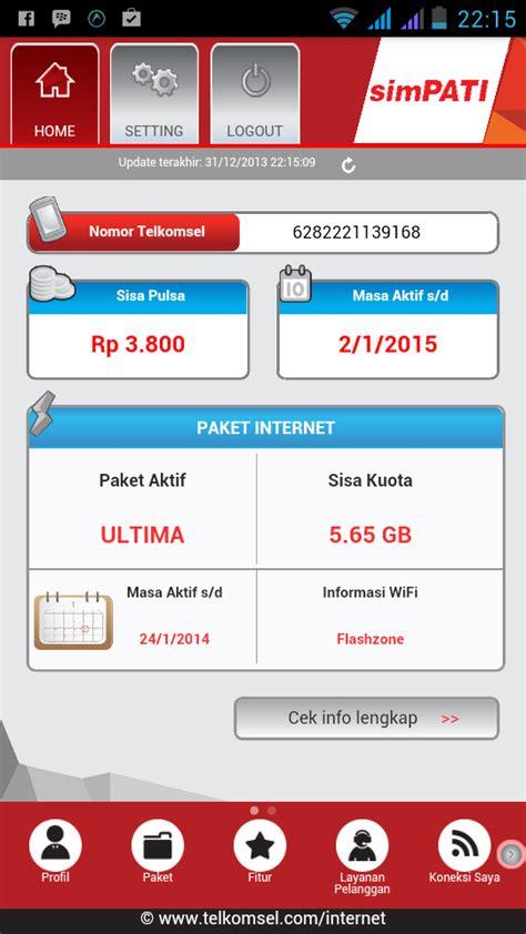 kode tsel internet mudahnya menggunakan aplikasi my telkomsel ppob btn