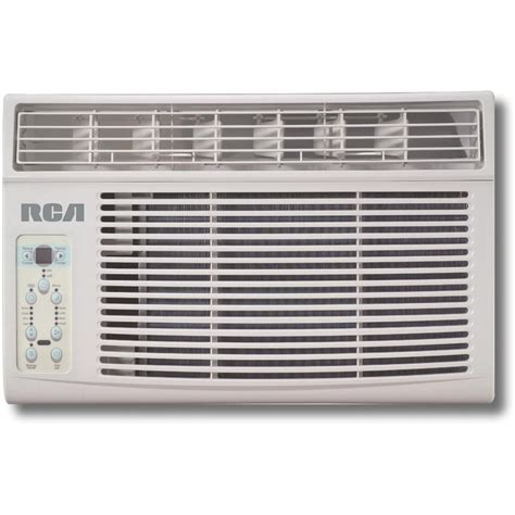 Ac Window 1 4 Pk rca 8 000 btu 115 volt window air conditioner with remote