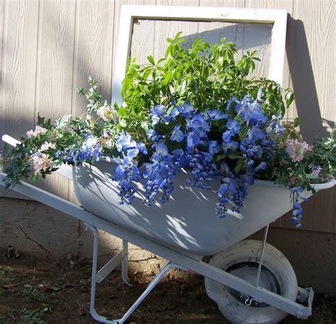 Bricolage Recup Pour Jardin by D 233 Coration Jardin En Objets De R 233 Cup 233 Ration En 31 Id 233 Es