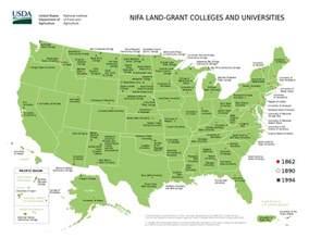 list of land grant universities