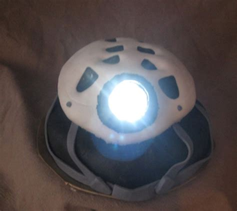 Caving Helmet With L Cakecentral Com