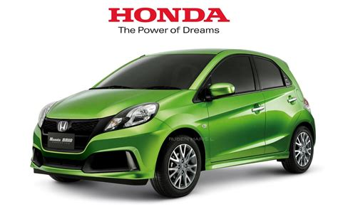 Sparepart Honda Brio 2015 honda brio facelift in the rendered