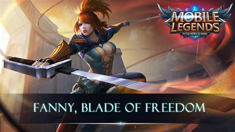 tutorial fanny mobile legend fanny en clasificatoria mobile legends gameplay